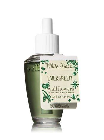 Bath & Body Works Wallflowers Fragrance Refill Bulb Evergreen ()