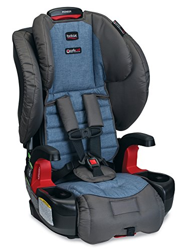 Britax Pioneer G1.1 Harness-2-Booster Car Seat, Pacifica