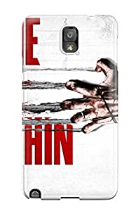 Shannon Morgan's Shop 1462021K18916452 Galaxy Note 3 Case Cover The Evil Within Case - Eco-friendly Packaging