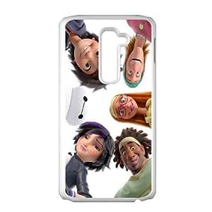 LG G2 Phone Case Cover Big Hero6,Baymax BH6456