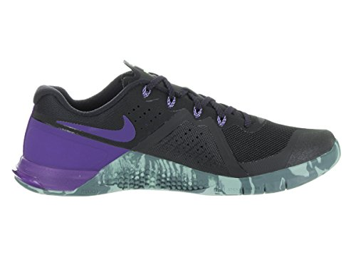 Nike Metcon 2 Cross Training Scarpe Nero / Viola Feroce Hasta