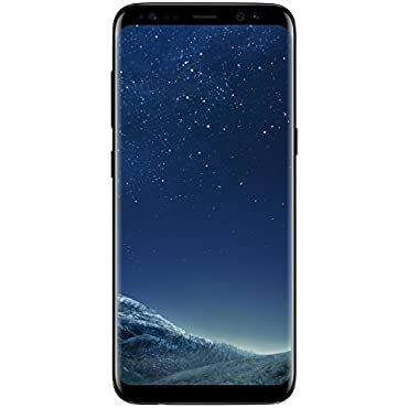 Samsung Galaxy S8, 5.8 64GB  (Verizon Wireless) Midnight Black