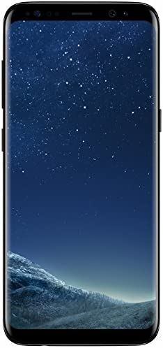 """Samsung Galaxy S8, 5.8"""" 64GB (Verizon Wireless) - Midnight Black"""
