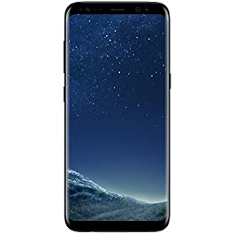 Samsung Galaxy S8, 5.8″ 64GB (Verizon Wireless) – Midnight Black