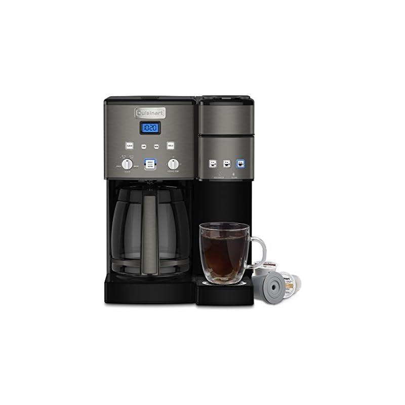 Cuisinart SS-15BKS Coffee Center Maker,