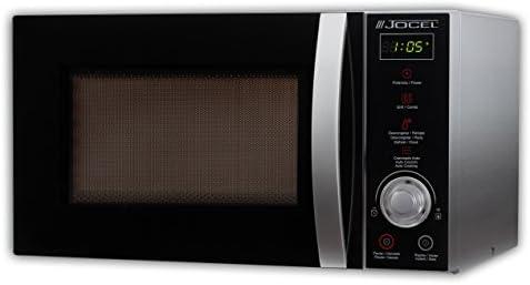 Jocel JMO001276 Microondas, 1000 W, 23 litros, Negro: Amazon.es: Hogar
