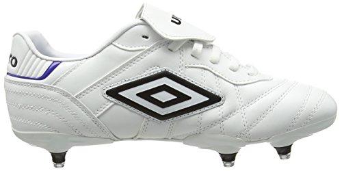 Umbro Speciali Eternal Premier Sg - Zapatillas de fútbol Hombre Blanco
