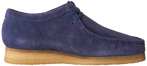excellent online buy cheap 2014 new Clarks Men's Wallabee Shoe Night Blue Suede new styles for sale sale cost BlOvm