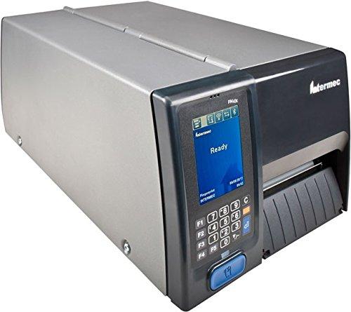 (Intermec PM43 Direct Thermal/Thermal Transfer Printer - Monochrome - Desktop - Label Print PM43A11000000201)