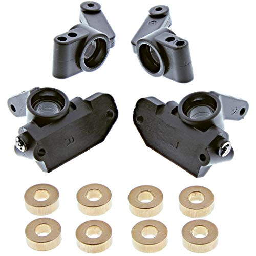 (Traxxas 1/10 Skully 2WD CASTER STEERING BLOCKS, STUB AXLE CARRIER & BUSHINGS)
