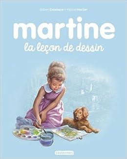 Amazon Fr Martine Tome 49 La Lecon De Dessin Marcel