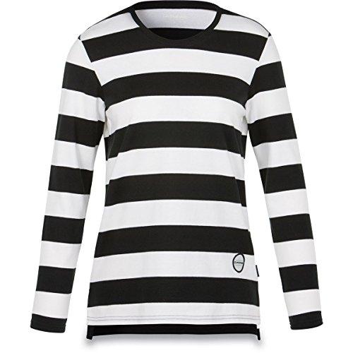 DAKINE Womens Marion Striped Jersey (XL - - Shopping Marion