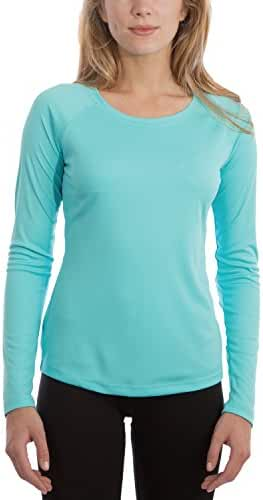 Vapor Apparel Women's UPF 50+ Long Sleeve UV (Sun) Protection Performance T-Shirt