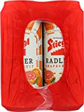 Stiegl, Grapefruit Radler, 4 Pack, 16.9 Fl Oz Cans