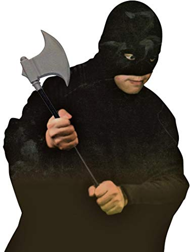 Forum Novelties Executioner Apparel Costume Kit Adult Black