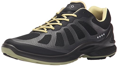 ECCO Women's Biom Fjuel Racer Oxford, Black, 37 EU/6-6.5 M US