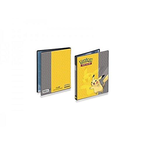 Pokémon - Jeux de Cartes - Portfolios - Portfolio Xy - Pikachu (10 Pages De 4 Cases)