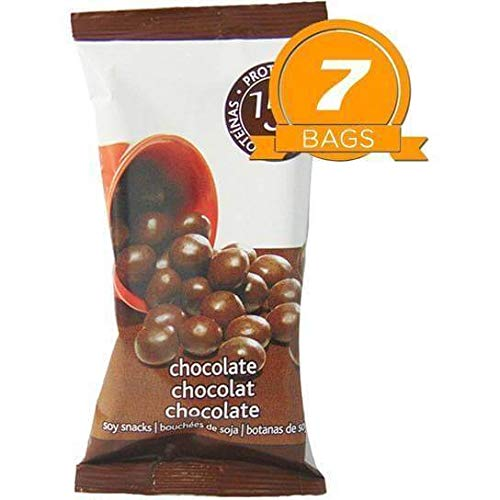ProtiWise - High Protein Chocolate Soy Snacks by ProtiWise - By Doctors Best Weight Loss (Image #3)