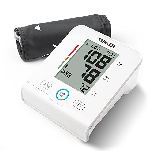 TENKER Digital Home Blood Pressure Monitor-2 Users*90 FDA Approved by TENKER