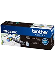 Brother Genuine TN253BK Printer Toner Cartridge, Black, (TN-253BK)