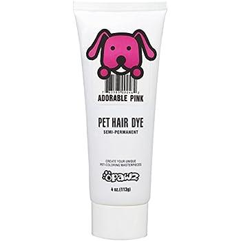 Amazon.com : DOG HAIR DYE GEL - New Bright, Fun Shade, Semi ...
