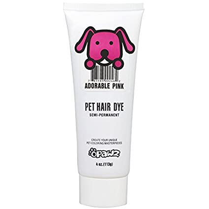 Amazon.com : DOG HAIR DYE GEL - New Bright, Fun Shade, Semi ...