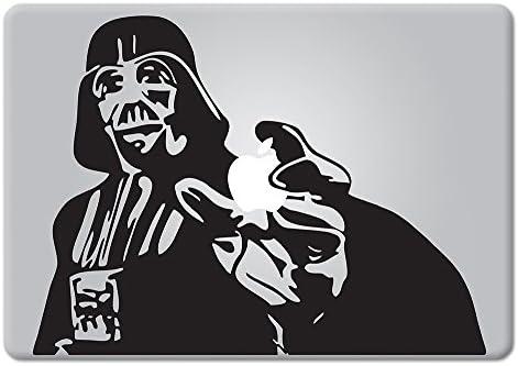 Darth MacBook Laptop Die Cut Sticker product image