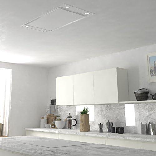 frecan – Campana techo nstar 90 cm acero inoxidable: Amazon.es: Grandes electrodomésticos