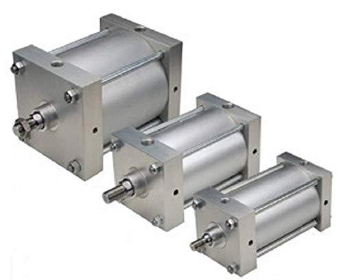 (SMC NCDA1F150-1200-A54S Tie Rod Cylinder, Medium Duty, Non-Rotating Options)