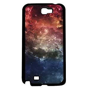 Colorful Nebula Galaxy Hard Snap on Phone Case (Note 2 II)