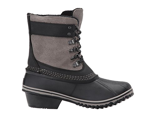Mid Women's Calf II Kettle Boot Winter SOREL Lace Fancy Black pOXxdq