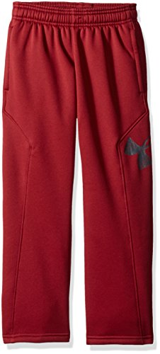 Under Armour Boys' Storm Armour Fleece Big Logo Pants