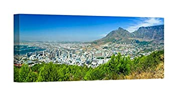 Table Mountain South Africa  Print  Poster