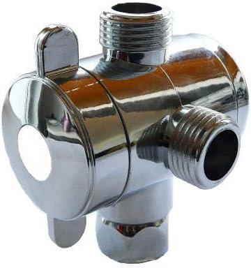 Ersatz Ventil Umstellventil  Umsteller  für Aufputz   Duschsystem