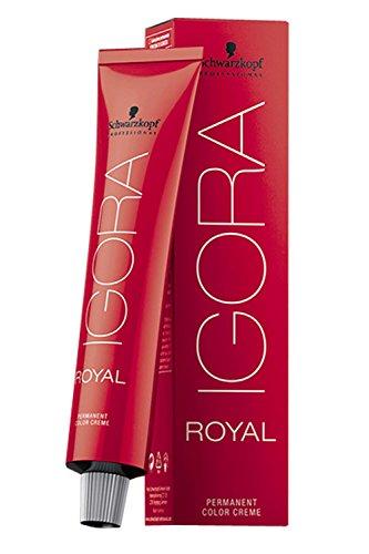 Price comparison product image Schwarzkopf Igora Royal 8-00 Light Blonde Natural Extra Permanent Hair Color 2.1 fl. oz. (60 g)