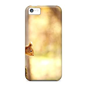 Premium Iphone 5c Case - Protective Skin - High Quality For Little Squirrel