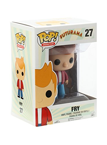 Funko Pop Tv  Futurama   Fry Action Figure