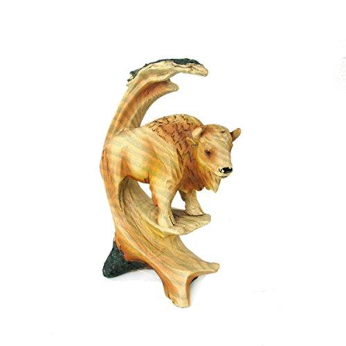Buffalo Figurine - 9
