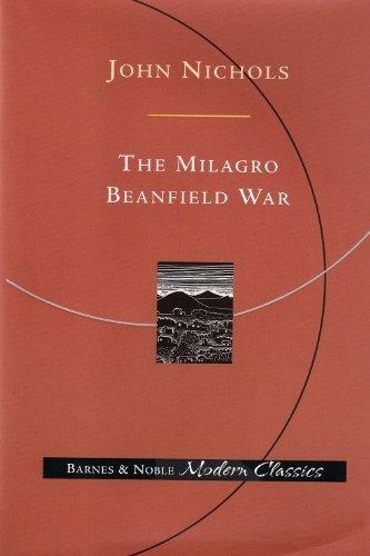 Read Online The Milagro Beanfield War PDF