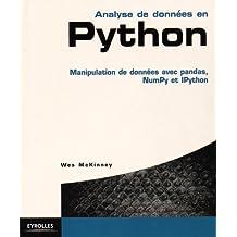 ANALYSE DE DONNÉES EN PYTHON