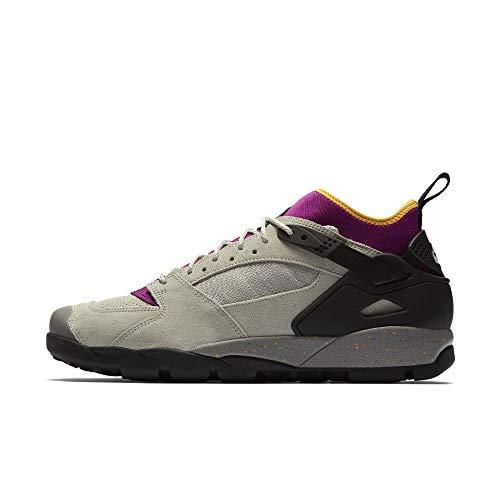 - Nike ACG Air Revaderchi Men's Hiking Shoes (10, Granite/Red Plum/Pro Gold/Black)