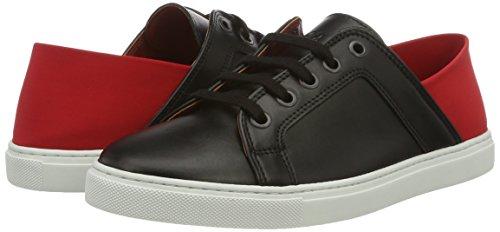 Damen Black Liebeskind Lf173300 Mehrfarbig Nairobi Calf Berlin Sneakers qxpxwgF7
