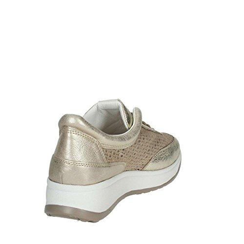 Cinzia Soft IV8137A-GM 001 Petite Sneakers Femme Platine 37 x2IpmR94RM