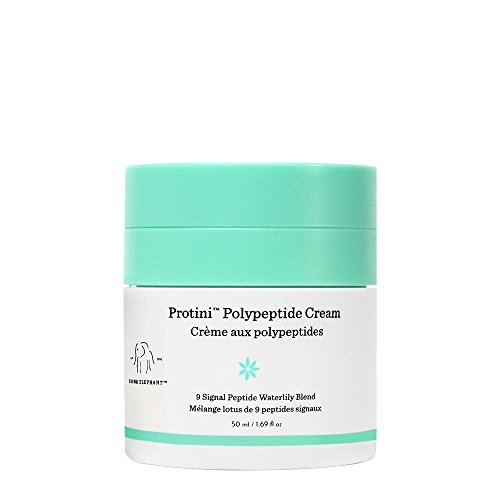 Drunk Elephant Protini Polypeptide Cream. Protein Face Moisturizer with Amino Acids (50 ml / 1.69 fl oz)