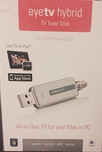 Elgato Systems EyeTV Hybrid TV Tuner Stick by Elgato
