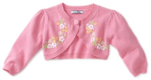 Hartstrings Baby Girls' Sweater Shrug