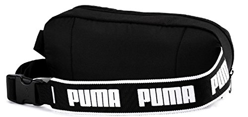 Logo Negro Bag Abbigliamento Marsupio Unica Vita Puma Riñonera Sportivo fw6qOzx0