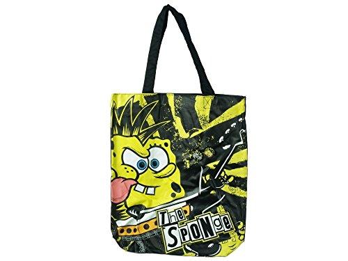 pour femme femme Cabas SpongeBob Cabas SpongeBob pour XzRFqn