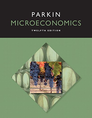 Microeconomics (12th Edition) (Pearson Series in Economics)