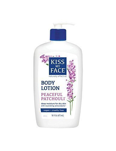 Kiss My Face Ultra Moisturizer Peaceful Patchouli - 16 Fl Oz